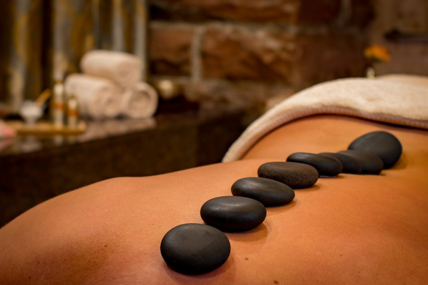 Diploma in Stone Therapy Massage